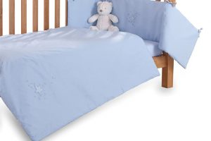 Clair de Lune 2pc Bedding Set - Starburst - Blue