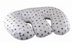 Cuddles Collection Twin Nursing Pillow