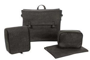 Modern Changing Bag - Nomad Black