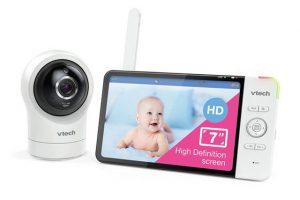 Vtech 7764 Smart Video 7inch HD Baby Monitor