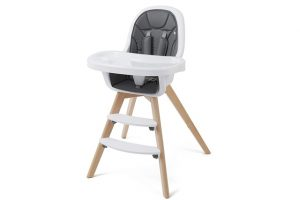 Babylo Icon Wooden High Chair