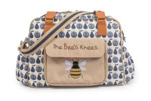 Bee's Knees Changing Bag - Apples & Pears