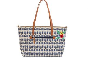 Nottinghill Changing Bag - Apples & Pears