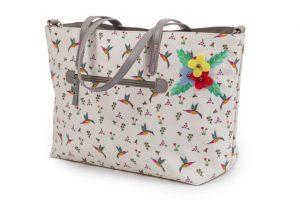 Nottinghill Changing Bag - Hummingbird